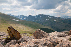 Mount Evans Wilderness Royalty Free Stock Images
