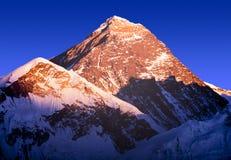 Mount Everest стоковое фото rf