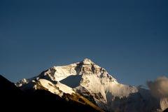 Mount Everest стоковая фотография