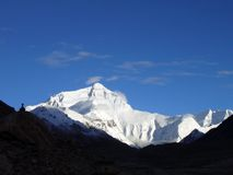 mount everest Obraz Stock