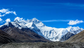 Mount Everest Lizenzfreies Stockfoto