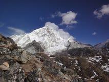 Mount Everest Base Camp trek royalty free stock image