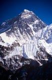 Mount Everest fotografering för bildbyråer