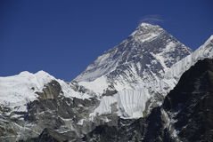 Mount Everest Nepal Stock Photography