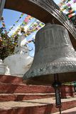 Mount Everest und Kathmandu Lizenzfreie Stockfotografie