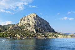 Mount Falcon (Kush-Kaya) Stock Image