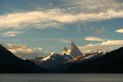 Mount Fitz Roy Royalty Free Stock Image