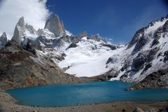Mount Fitz Roy, Argentina Stock Photos