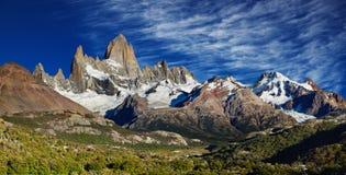 Mount Fitz Roy, Argentina royalty free stock image