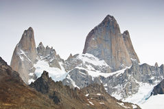 Mount Fitz Roy, Los Glaciares NP, Argentina Stock Photo