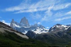 Mount Fitz Roy, Patagonia Stock Photo