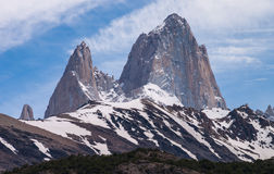 Mount Fitz Roy Royalty Free Stock Images