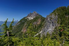 Mount Forgotten Royalty Free Stock Photo