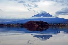 Mount Fuji или Fujisan стоковая фотография