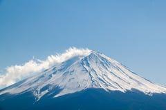 Mount Fuji, Япония Стоковое фото RF