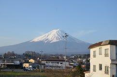 Mount Fuji Япония стоковые изображения rf