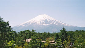 Mount Fuji. Japan - landscape Stock Image