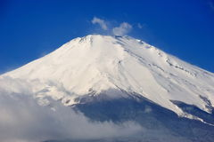 Mount Fuji. Magnificent Mount Fuji in Japan royalty free stock photo