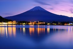 Mount Fuji Royalty Free Stock Photo