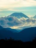 Mount Fuji Royaltyfria Bilder