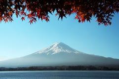 Mount Fuji Arkivfoton