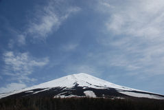 Mount Fuji from the 5th Station Stock Image