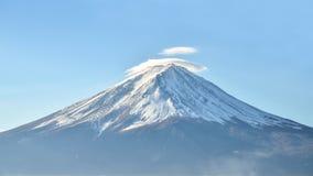 Mount fuji in autumn at kawaguchiko lake japan Royalty Free Stock Photo