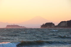 Mount Fuji Royalty Free Stock Photos