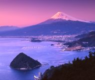 Mount Fuji CV Royalty Free Stock Image