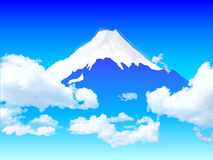 Mount Fuji Royalty Free Stock Images