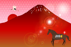 Mount Fuji Royalty Free Stock Photos