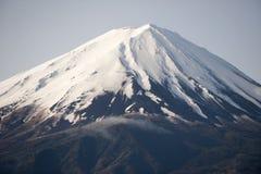 Mount Fuji, Japan. Snow-capped Mount Fuji in all its grandeur Royalty Free Stock Photo