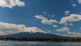 Mount Fuji Japan Royaltyfri Fotografi