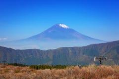 Mount Fuji in Japan Royalty Free Stock Image