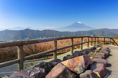 Mount Fuji, Japan. Mount Fuji. An active volcano and the highest mountain in Japan royalty free stock photos