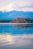 The mount Fuji in Japan Stock Photos