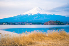 The mount Fuji in Japan Stock Images
