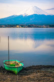 The mount Fuji in Japan Royalty Free Stock Photography
