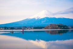 The mount Fuji in Japan Stock Image