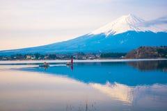 The mount Fuji in Japan Royalty Free Stock Image