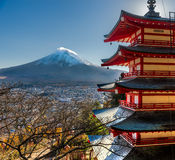 Mount Fuji, Japan. Stock Images
