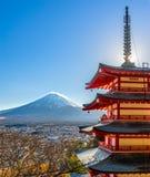 Mount Fuji, Japan. Royalty Free Stock Photo