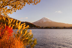 Mount Fuji, Japan. stock photography