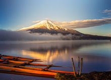 Mount Fuji, Japan. Royalty Free Stock Images