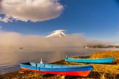 Mount Fuji , Japan. Royalty Free Stock Images