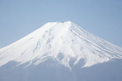 Mount Fuji. Located on Honshu Island, is the highest mountain in Japan royalty free stock photography