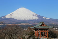Mount Fuji Royalty Free Stock Photography