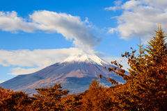 Mount Fuji . Royalty Free Stock Image