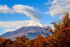 Mount Fuji . Royalty Free Stock Image