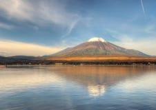 Mount Fuji. Taken in 2015 royalty free stock photos